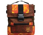 Milla bAck pack orange  embrace