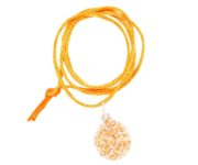Tativa Dreamcatcher orange charm embrace
