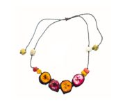 4 banana and orange peel necklace embrace