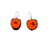 banana-earrings-orange-embrace