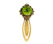 bookmark-green-embrace-fruit